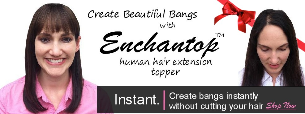 Enchantop hair topper