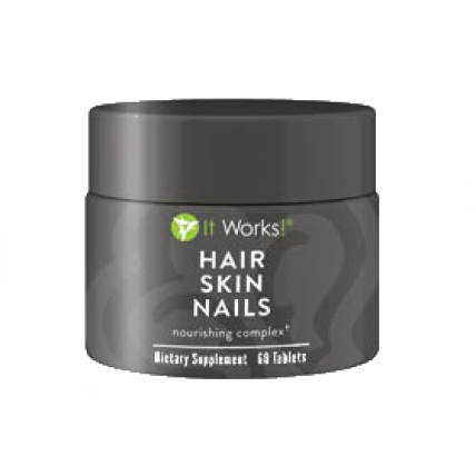 Hair Skin and Nail Vitamins